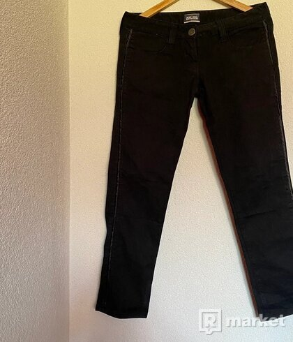 Jean Paul Gaultier Stripe Denim Jeans