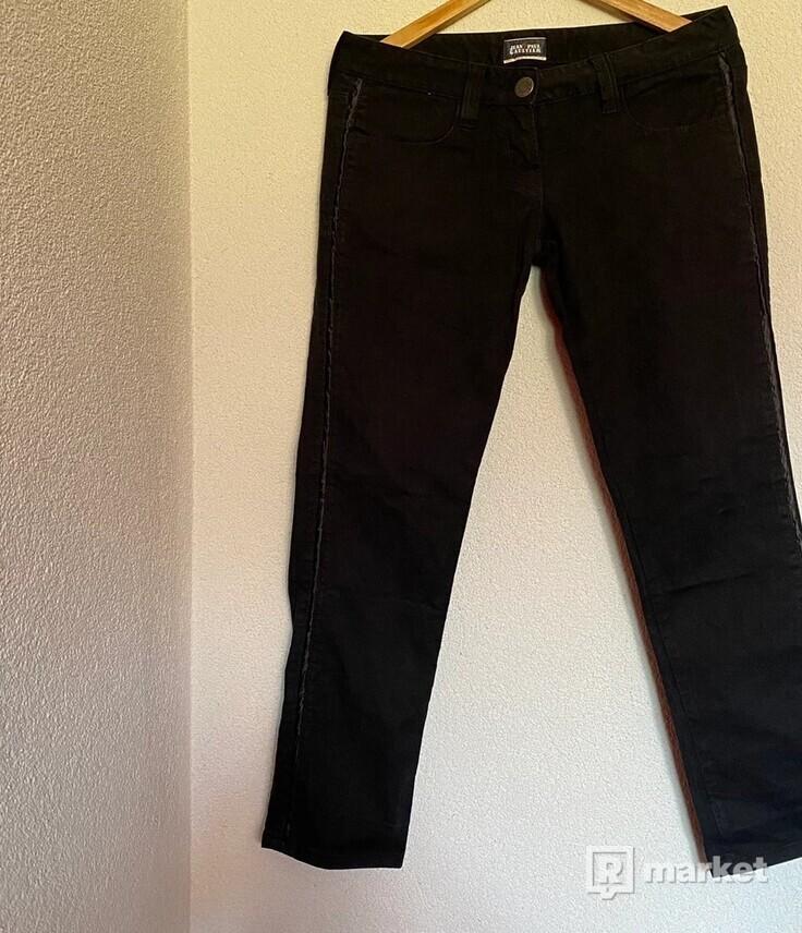 Jean Paul Gaultier Stripe Denim Jeans