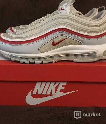 Nike Air Max 97 'University Red'