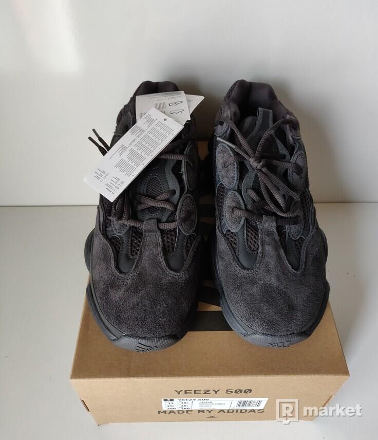 Yeezy 500 Utility Black