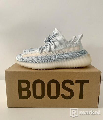 Adidas Yeezy 350 V2 Cloud White