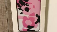 Supreme 11 pro iPhone camo (pink) case