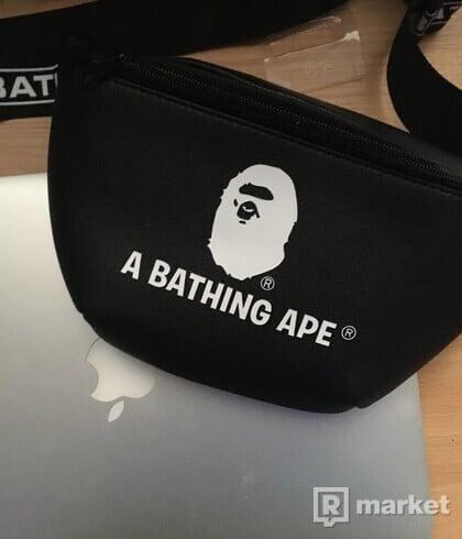 BAPE MAGAZINE SHOULDER BAG