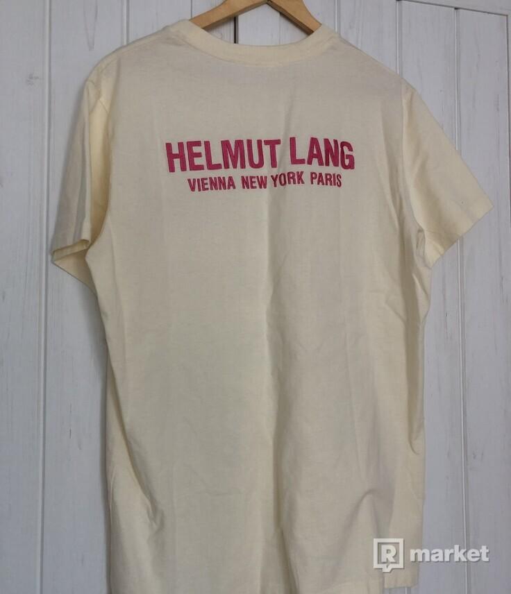 Helmut Lang Pelvis tee