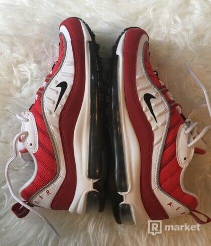 Nike 98 Gym Red