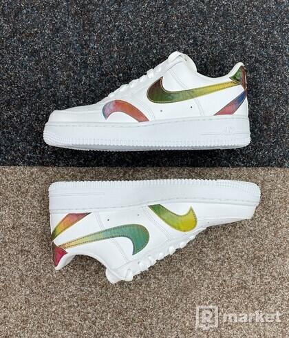 Nike Misplaced Swoosh