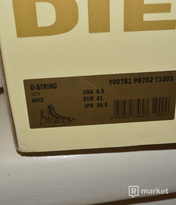 diesel d string white – uk7