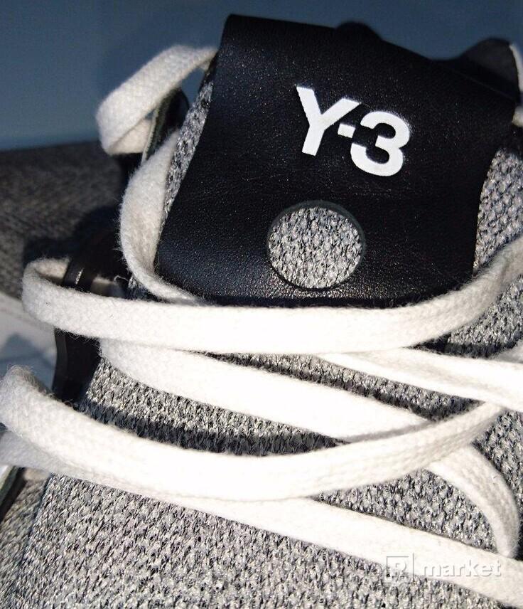 adidas Y-3 QR Run Vintage White