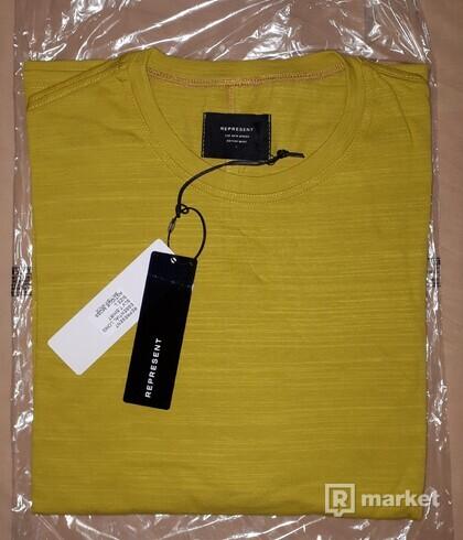 REPRESENT Long Sleeve T-Shirt - Antique Moss