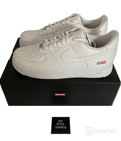 Nike Air Force 1 Supreme