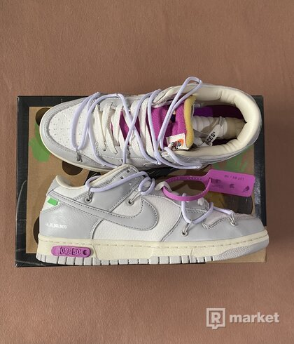 """Nike Dunk Low x Off-White """"Lot 3"""""""