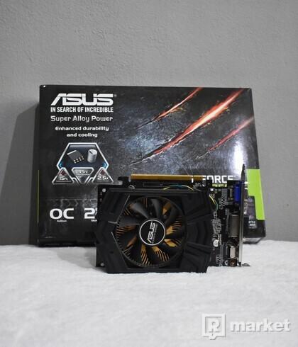 ASUS Geforce GTX750 OC 2GB GDDR5