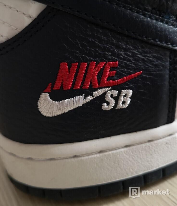 Nike SB Zoom High Dunk pro
