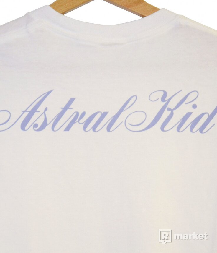 AstralKid 22 love tee white