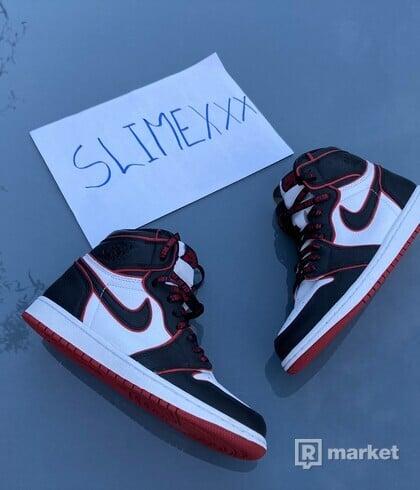 Air Jordan 1 High Bloodline 2019