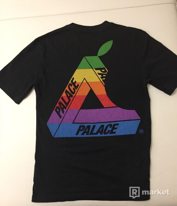 Palace Jobsworth tee black