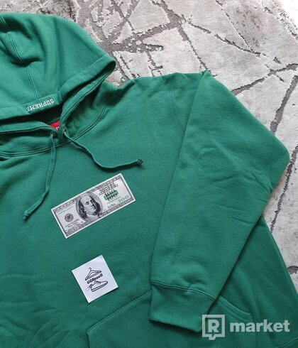 "Supreme ""Franklin"" SweatShirt Hooded"