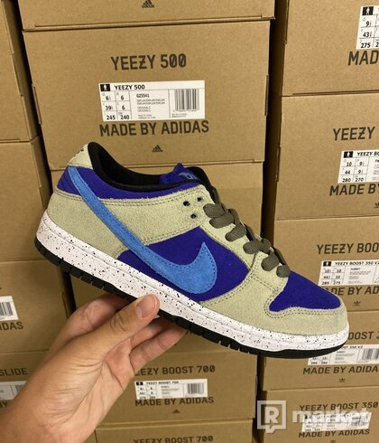Nike SB Dunk Low Celadon