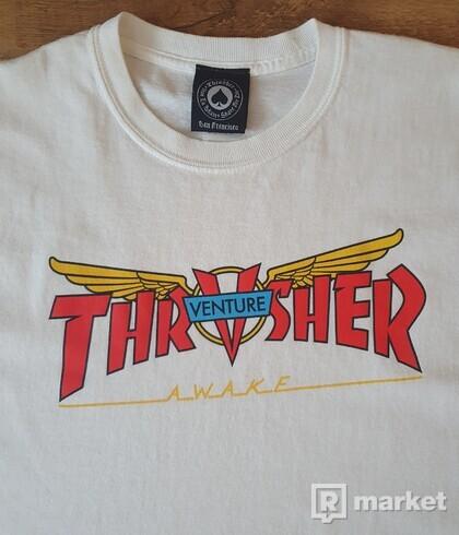 Thrasher x Venture