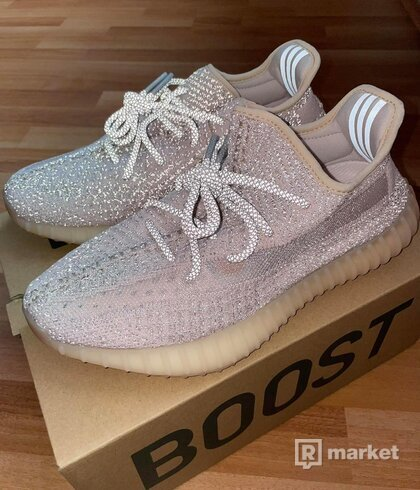 Adidas yeezy synth reflective