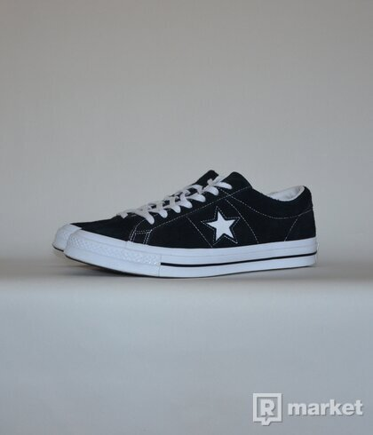 Converse One Star Black Ox