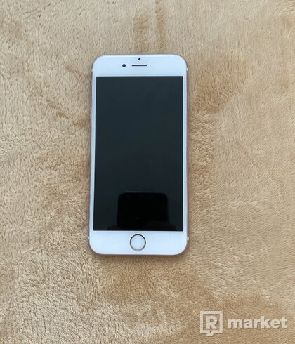 iPhone 6s rosé gold 64gb