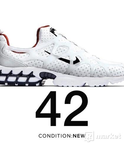 Nike air stüssy kukini spiridon cage 2 white
