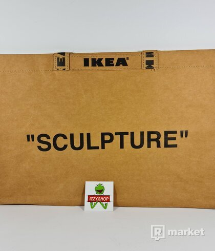 VIRGIL ABLOH X IKEA BAG