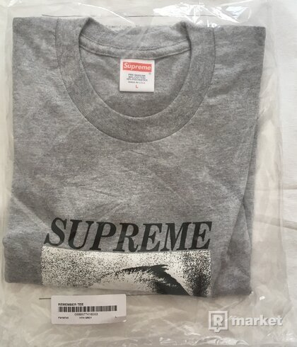 Supreme Remember Tee