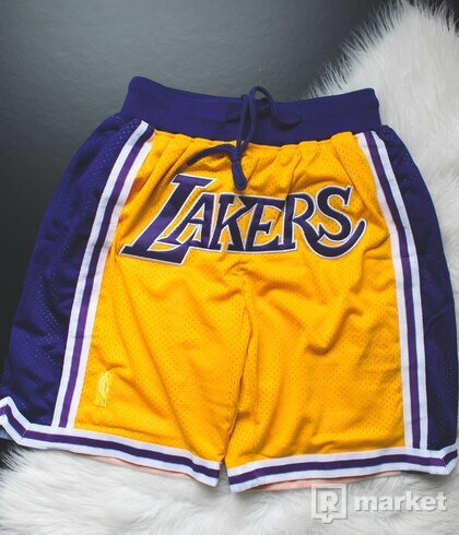 Lakers Mesh Shorts