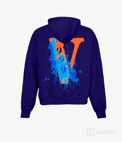 Juice wrld x Vlone hoodie