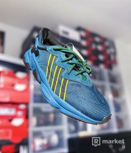 "adidas Originals Pusha T Ozweego ""Tech Mineral"""