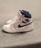 Nike air Jordan 1 high og Metallic Navy