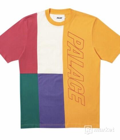 Palace Flaggin T-shirt Orange