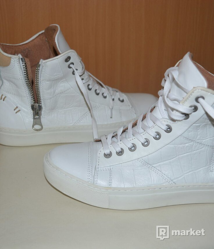 kurt geiger procell white – uk7