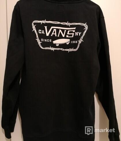 Vans black hoodie