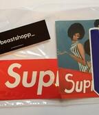 Supreme Week 5 Sticker pack + 2x Supreme Box Logo Sticker
