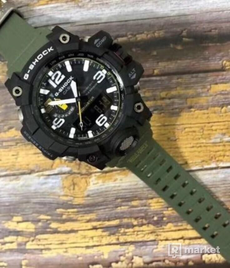 GWG-1000 Mudmaster Series Green