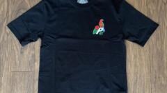 PALACE Parrot T-Shirt Medium Black