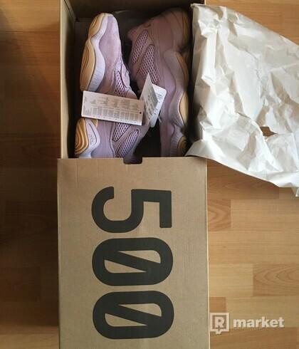 Adidas Yeezy 500 Soft Vision - US 8/EU 41