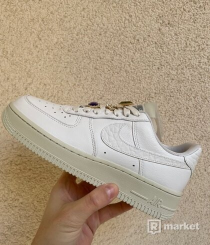 Nike Air Force 1 Low Prm Jewels White