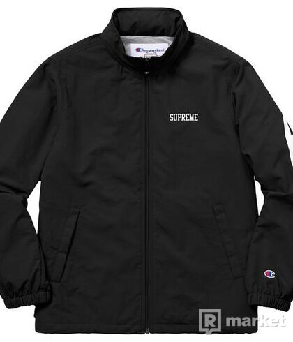 Supreme x Champion Track Jacket