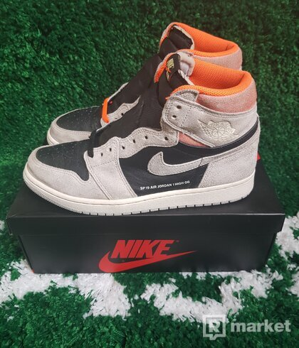 Jordan 1 high Neutral Grey