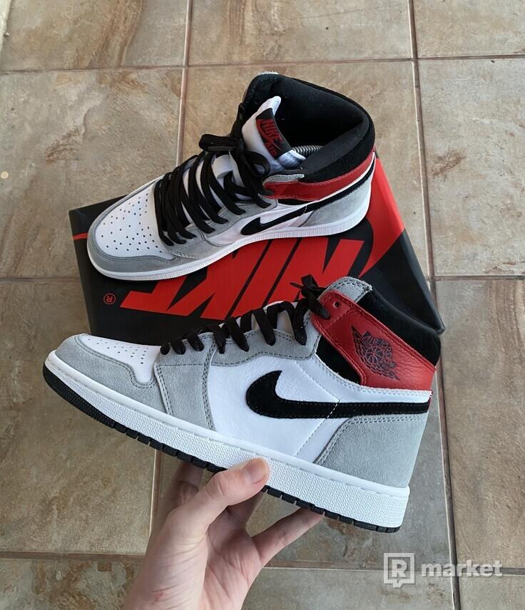 Jordan 1 Smoke grey