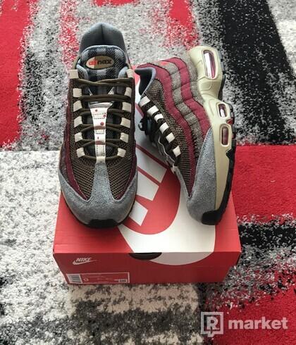 Nike Air Max 95 Freddy Krueger