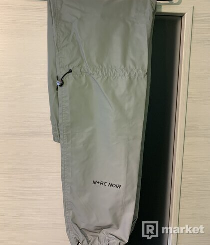 Mrc noir reflective pants