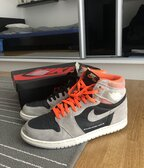 Nike Air Jordan Hype Crimson