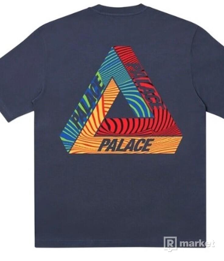 Palace Tri-Tex tričko (Navy)