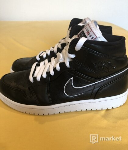 """Air Jordan 1 Mid Retro """"Maybe I Destroyed the Game"""""""