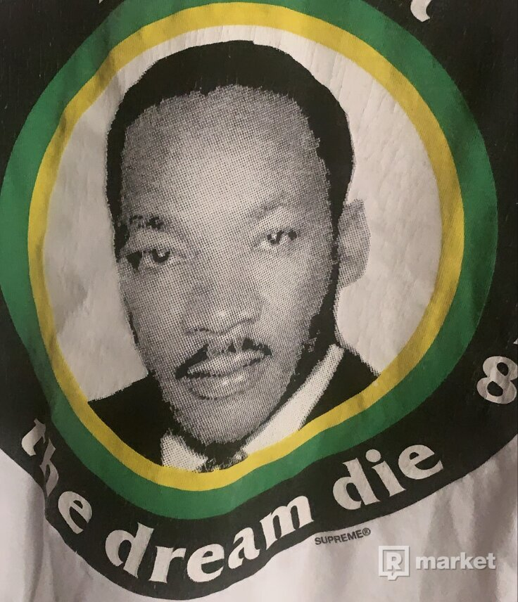 Supreme MLK Dream Tee